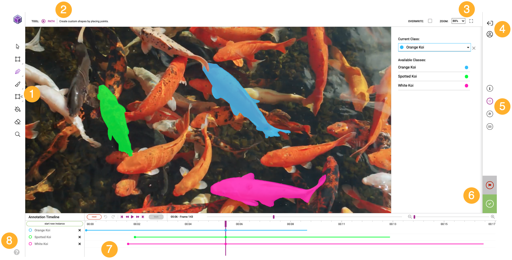 Video Canvas Overview